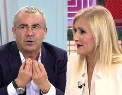 El contundente zasca de Jorge Javier Vázquez a Cristina Cifuentes por la crisis del coronavirus