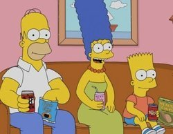 'Los Simpson' lidera en la sobremesa y 'La que se avecina' destaca en el prime time de FDF
