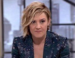 Cristina Pardo, muy criticada por su pregunta a Emiliano García-Page sobre Quim Torra