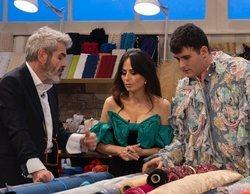 'Maestros de la costura' (13,2%) firma máximo frente al discreto estreno de 'Juegos sin fronteras' (12,4%)