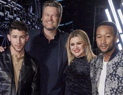'The Voice' se mantiene fuerte, 'American Idol' mejora y 'The Good Doctor' toca techo