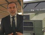 Madrid pide a las televisiones que no graben imágenes de los ataúdes en la morgue del Palacio de Hielo
