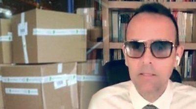 El Gobierno incauta 6.000 mascarillas tras la denuncia pública de 'Todo es mentira'