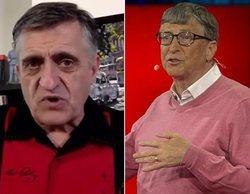 El vídeo de Bill Gates prediciendo la pandemia del coronavirus, rescatado por 'El intermedio'