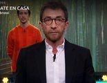 Pablo Motos, muy criticado por lanzar una pulla a Pablo Iglesias desde 'El Homiguero'