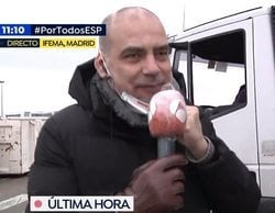"""Críticas a 'Espejo público' por la """"increíble irresponsabilidad"""" de Nacho Abad en IFEMA"""