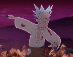 'Rick y Morty' estrena un corto de anime para amenizar la espera de sus próximos capítulos