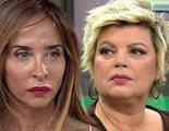El enfado de Terelu Campos con María Patiño y 'Socialité' por insinuar que no respeta la ley