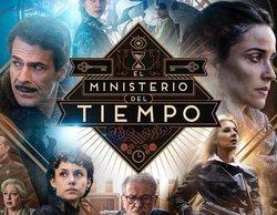 'El Ministerio del Tiempo' estrena su cuarta temporada en La 1 el 5 de mayo