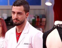 Joshua gana la tercera edición de 'Maestros de la costura'