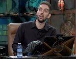 "Broncano tira de humor negro por la ausencia de Dani Rovira en 'La resistencia': ""Siempre tiene mierdas"""