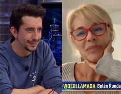 El zasca de Belén Rueda a Marron tras meter la pata en 'El hormiguero' con un dato de su trayectoria