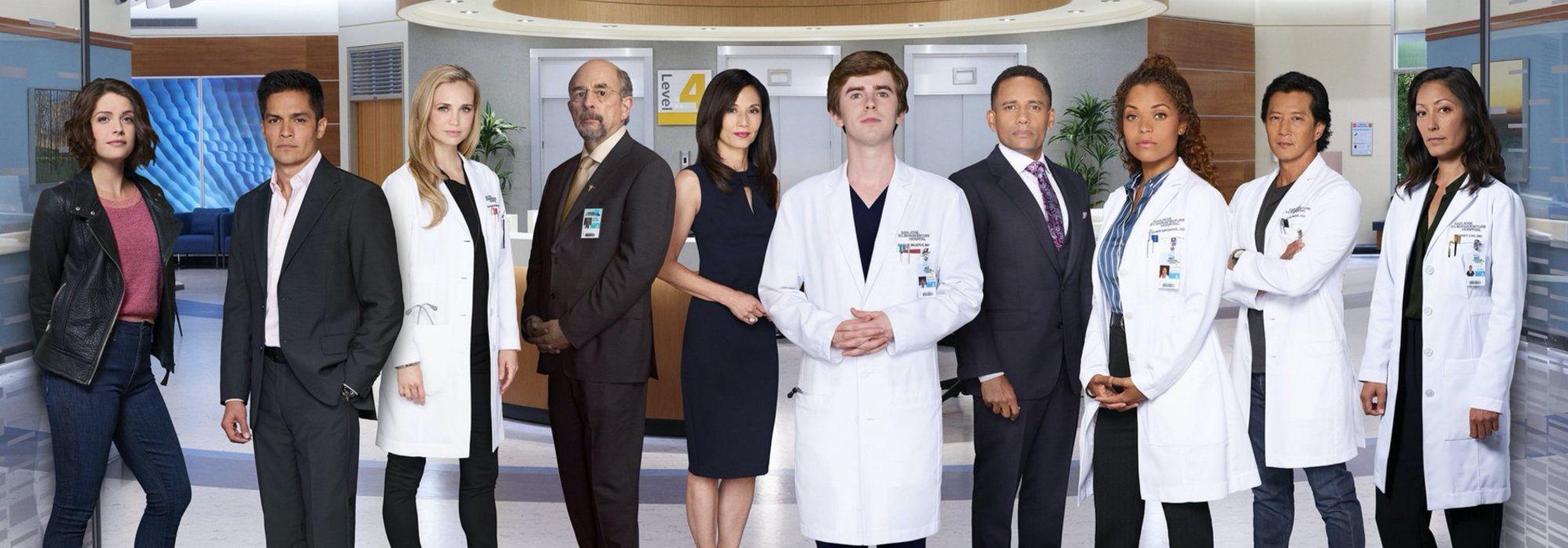 ¿Por qué no ha funcionado 'The Good Doctor' con su segunda temporada en Telecinco?