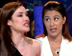 Adara abandona el plató de 'Supervivientes' entre lágrimas tras un duro enfrentamiento con Bea Retamal