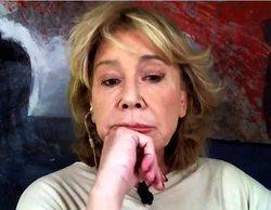 """Mila Ximénez manda """"al infierno y a la mierda"""" a Carmen Lomana por burlarse de Fernando Simón"""