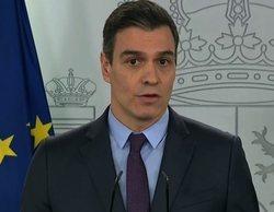 La comparecencia de Pedro Sánchez lleva a 'Antena 3 noticias' (16,5%) a ser lo más visto del día