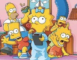 'Los Simpson' manda en la sobremesa de Neox y el cine de tarde vuelve a triunfar en Trece