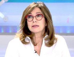 Ana Rosa Quintana aclara por qué salió de España durante la crisis del coronavirus
