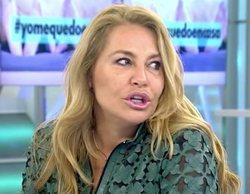 "Cristina Tárrega, radical con el coronavirus: ""Confiné a mis padres hace 2 meses, se pusieron rebeldes"""