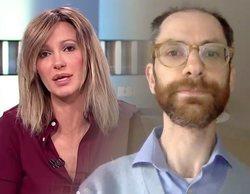 'Espejo Público' tergiversa el vídeo de un científico para culpar al 8M de la expansión del coronavirus