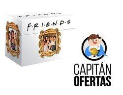 Las mejores ofertas en merchandising, DVD y tecnología de la semana: 'Friends' y 'Stranger Things'