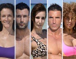 'Supervivientes 2020': Elena, Jorge, Fani, Hugo y Yiya, nominados de la Gala 8
