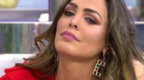 Amor Romeira Sufre Un Desagradable Episodio Al Conectar En Directo Con Un Hombre Que Le Enseña El Pene