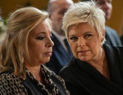 La mala relación entre Terelu Campos y Carmen Borrego: 'Sábado deluxe' destapa una historia de rivalidad