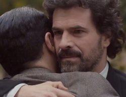Javier Olivares se inspiró en su hermano Pablo para escribir una emotiva escena de 'El Ministerio del Tiempo'