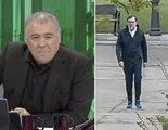 """Ferreras caza a Rajoy saltándose el confinamiento para correr: """"No tiene que preparar los JJOO de Tokio"""""""