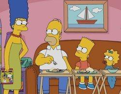 'Los Simpson' es lo más visto en Neox y Trece destaca con el cine western