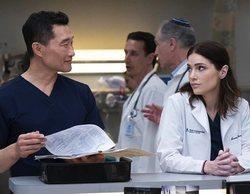 'NCIS' sigue en lo más alto en CBS y 'New Amsterdam' roza los 6 millones en su final de temporada en NBC