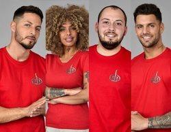 'Supervivientes 2020': Nyno, Yiya, Avilés y Barranco, concursantes nominados de la Gala 9