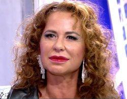 """Vicky Larraz habla en Telecinco del """"castigo"""" que supuso 'Tu cara me suena': """"Lo pasé muy mal"""""""