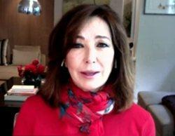 """Ana Rosa Quintana cuenta cuál es su estado de salud: """"Estoy mejor. Ayer tenía la voz más de Manolo que hoy"""""""