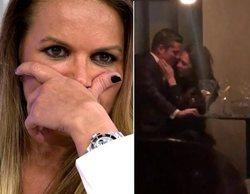 Marta López descubre una nueva infidelidad de Alfonso Merlos en directo en 'Sábado deluxe'