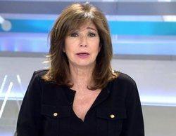"""Ana Rosa Quintana vuelve a cargar duramente contra Pedro Sánchez: """"Hace oídos sordos a toda propuesta"""""""
