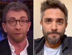 Críticas a Pablo Motos por preguntar a Roberto Leal si suavizará su acento andaluz en 'Pasapalabra'