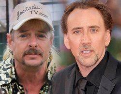 Nicolas Cage interpretará a Joe Exotic en una serie sobre la historia de 'Tiger King'