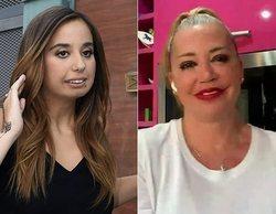Andrea Janeiro, la inesperada operadora de cámara de Belén Esteban y profesora de inglés en 'Sálvame'