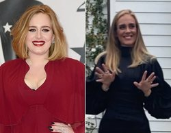 Adele sorprende con un impactante cambio físico