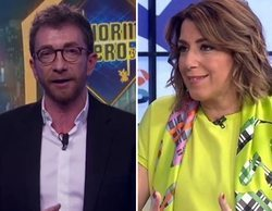 Susana Díaz carga contra Pablo Motos por su polémico comentario sobre el acento andaluz a Roberto Leal