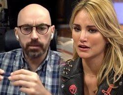 """La discusión de Diego Arrabal y Alba Carrillo en 'Viva la vida' que acabó en lágrimas: """"Eres un sinvergüenza"""""""
