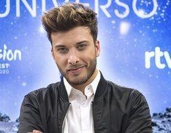 """Eurovisión 2020: Blas Cantó revela cómo iba a ser la puesta en escena de """"Universo"""""""