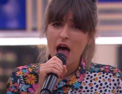 'OT 2020': Maialen crea una atmósfera emotiva y Nia promete numerazo en el primer pase de micros de la Gala 10