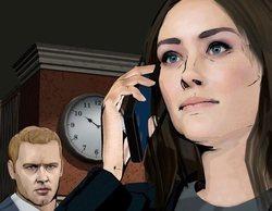 'The Blacklist' finaliza temporada bajando y 'Shark Tank' se marcha manteniendo sus datos