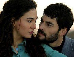 Dos capítulos de 'Hercai' (4,1%) y tres películas de Trece son lo más visto de la jornada