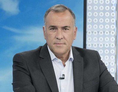 Xabier Fortes abandona 'Los Desayunos de TVE' y vuelve a presentar 'La noche en 24 horas'