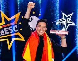 """España gana un Eurovisión alemán alternativo gracias a Nico Santos y """"Like I love you"""""""