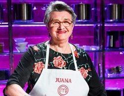 """Juana no ha sido """"enchufada"""" en 'MasterChef': Así funcionan los castings del programa"""